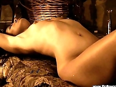Brunette Indian MILF Dance Reality