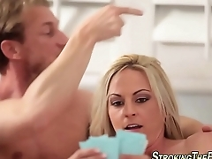 Teeny stepsis cum covered