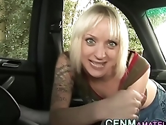 Amateur ho tugs and blows
