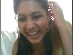 Desi Indian Hot neonate on webcam must see