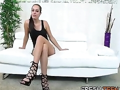Alluring Young Ex-GF Pounded