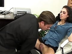Bradley Remington Bangs Assistant Brylee Remington HD