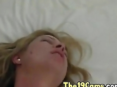 Blonde Acquiring Fucked to Orgasm, Free HD Porn 16: