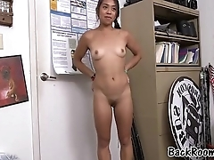 Amature Sucks VIP During CastingCouch Audition