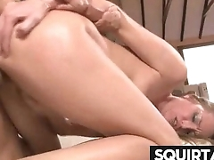 SHE SQUIRTS NICE PUSSY Spirits 25