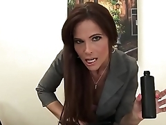 Sexy MILF King Syren De Mer Exploits Staff member for Dick HD