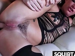 Teen s Gushing Pussy! 30