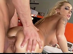Busty chick is desperate for a raise and fucks her boss and earn it 5