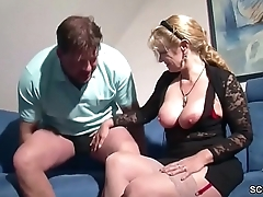 Obese Tit MILF Not Mother Seduce to Fuck by Obese Dick - live69tube.com