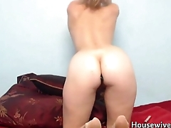 Booty student sweet Presley Driveway first adulthood ass playing