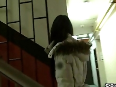 Amateur Czech is picked there in the streets &amp_ paid to model &amp_ lady-love 05