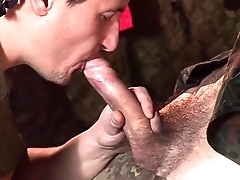 Dad and Son Ben Tomme and Rado Gota Fuck Bareback