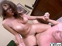 Mating Tape With Big Tits Slut Girl In Office vid-08