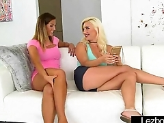 Cute Lovely Lesbians Play In Hot Sex Instalment vid-13