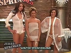 Jerry Springer uncensored