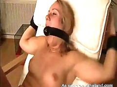 Bound get together have gets cunt played with
