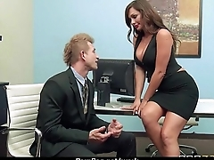Sexy wild Milf loves rough sex at work 9