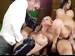 Off colour wild Milf loves rough sex at work 2