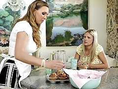Scarlet Red and Tanya Tate at Mommy'_s Tolerant
