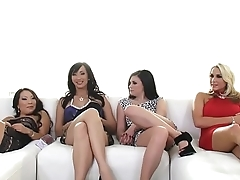 Hot Interview With Sexy Sluts