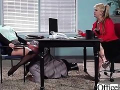 Hot Skirt (krissy lynn) Connected with Big Juggs Banged In Office movie-24