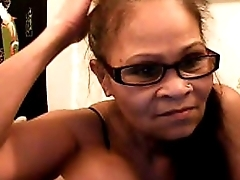 Pinay Granny 62 letting me inspect her bald pussy  cams69
