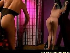 Asian Femdom Punishes Her Slave submissive slut
