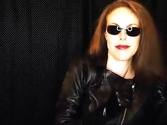 Leather parka sounds 2 More on: 18CAMS.CO
