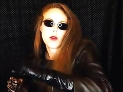 Leather jacket sounds 3 More on: 18CAMS.CO
