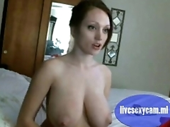 Hot Camgirl shows you her Big Tits -- live web cam - http://livesexycam.ml