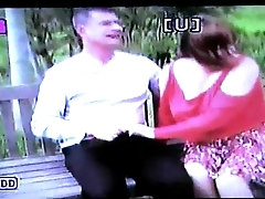 Sexy slut Clare playing with stranger in boonies Helter-skelter on: 18CAMS.CO