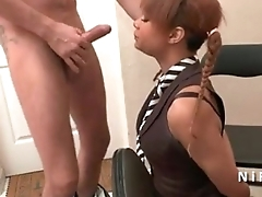 Sexy french black pupil hard anal plugged More on: 18CAMS.CO