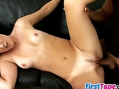 Ashley not far from her first sex tape