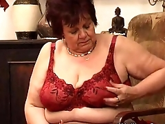 pussy old granny their way buxom fucks