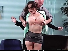 HOT lickerish executive hottie massaged and fucked hard in office 13