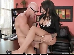 HOT horny executive hottie massaged increased by fucked hard in office 10